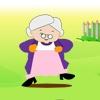 Игра Бабушка-наседка
