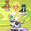 Игра Отель для кошек