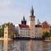 Игра Пазлы: Цвета Праги