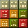 Игра Шарики: Истуканы