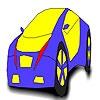 Игра Раскраска автомобиля