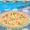 Игра Украшение пиццы