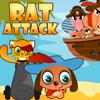 Игра Атака крыс-пиратов