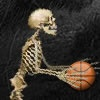 Игра Баскетбол скелетов