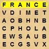 Игра Поиск слов: Страны
