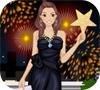 Игра Одевалка: Счастливый Новый год