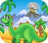 Игра Поиск слов: Динозавры