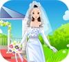 Игра Одевалка: Элегантная невеста