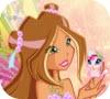 Игра Пятнашки: Флора и Коко