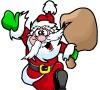 Игра Беги Санта, Беги!