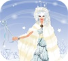 Game Snow Queen Dress Up