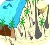 Игра Раскраска: Пляж