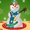 Игра Пирог: Рождественский снеговик.