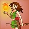 Игра Одевалка: Эльфийская магия