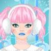 Игра Макияж: Снежная зима