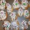 Игра Пазл: Снеговики-печеньки