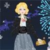 Игра Одевалка: Новогодняя вечеринка