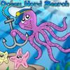 Игра Поиск слов: Океан