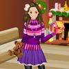 Игра Одевалка: Подарки на Новый год