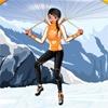 Игра Одевалка: Девушка и паракрыло
