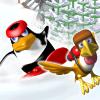 Игра Пингвины ПРОТИВ Йети
