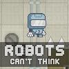 Игра Роботы не думают!