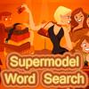 Игра Поиск слов: Супермодели