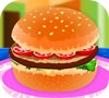 Игра Большой гамбургер