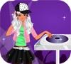 Игра Одевалка: Девушка DJ