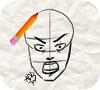 Игра Рисовалка: Лицо в стиле Манга