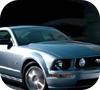 Игра Пазл: Форд Мустанг GT 2005