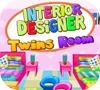 Игра Дизайн: Комната близнецов.