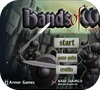 Game hands of war tower defense