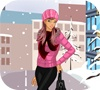 Game Winter Beauty Dress Up