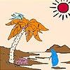 Игра Раскраска: Пляж 2