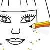 Игра Рисовалка: Барби