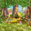 Игра Пят отличий: Сказочный лес