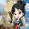 Игра Одевалка: Пират