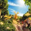 Игра Пять отличий: Веселая ферма