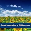 Игра Пять отличий: Доброе утро