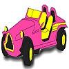 Игра Раскраска: Ретро-авто