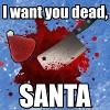 Игра Санта, я хочу чтобы ты умер
