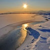 Игра Пазл: Ледяной берег