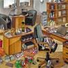 Игра Поиск предметов: Офис тайн