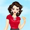 Игра Одевалка: Принцесса Джесси
