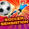 Игра Футбол: Сенсация