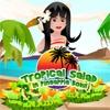 Игра Кулинария: Тропический салат