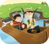 Игра Поиск слов: Рыбалка