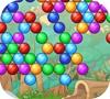 Игра Пузырики в джунглях