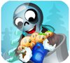Game Zombie Launcher Winter Season
